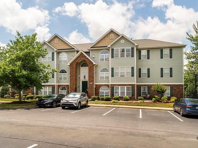 3481 Forestdale Drive 2C, Burlington, NC 27215 (#118731) :: The Jim Allen Group