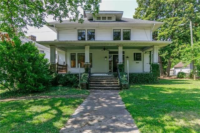 414 W Front Street, Burlington, NC 27215 (#118772) :: The Jim Allen Group