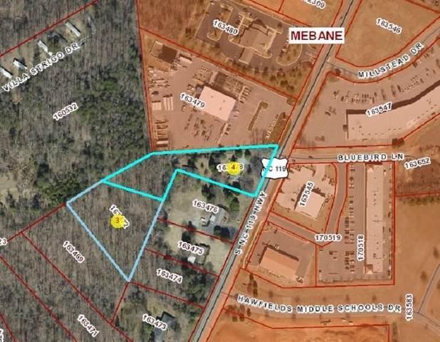 1913 S Nc 119 Highway, Mebane, NC 27302 (MLS #119014) :: Witherspoon Realty
