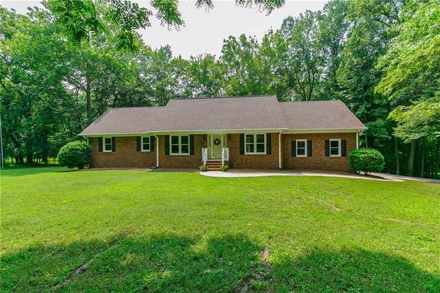 1206 Elon Ossipee Road, Elon, NC 27244 (MLS #119024) :: Witherspoon Realty