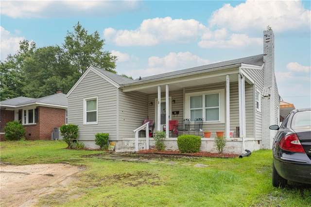 307 Courtland Terrace, Burlington, NC 27217 (MLS #119163) :: Witherspoon Realty