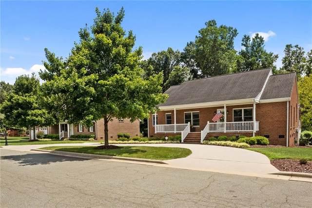 540 Little Creek Drive, Graham, NC 27253 (#119486) :: The Jim Allen Group