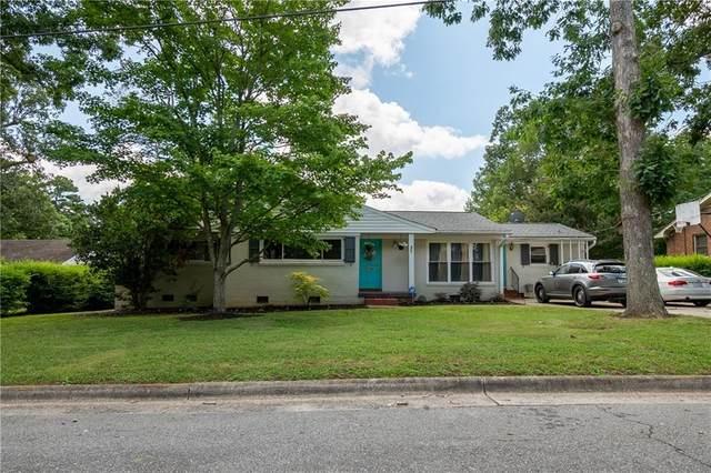 511 Oakwood Lane, Graham, NC 27253 (#119522) :: The Jim Allen Group