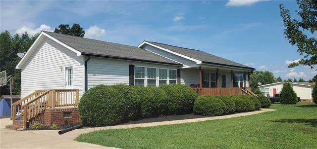 1964 Whitehead Drive, Snow Camp, NC 27349 (MLS #119569) :: Witherspoon Realty