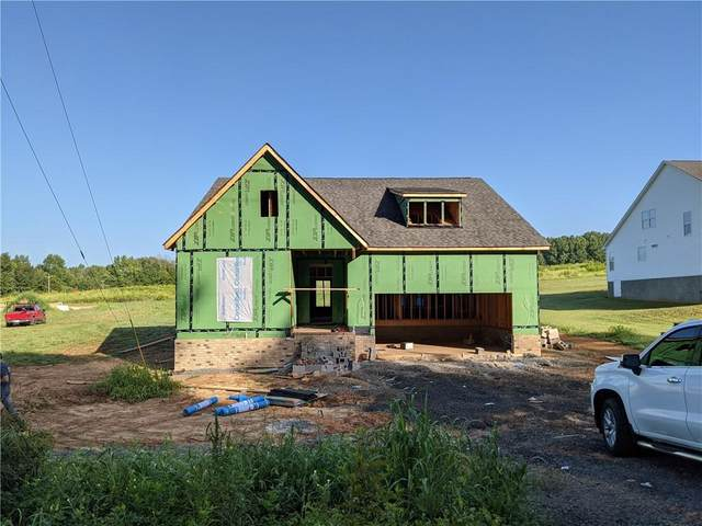 4393 Salem Church Road, Haw River, NC 27258 (MLS #119687) :: Witherspoon Realty