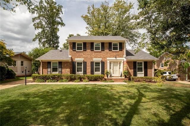 2017 Medhurst Drive, Greensboro, NC 27410 (#119777) :: The Jim Allen Group