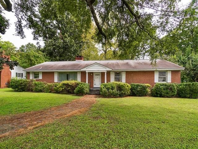 412 Jones Street, Graham, NC 27253 (#119797) :: The Jim Allen Group