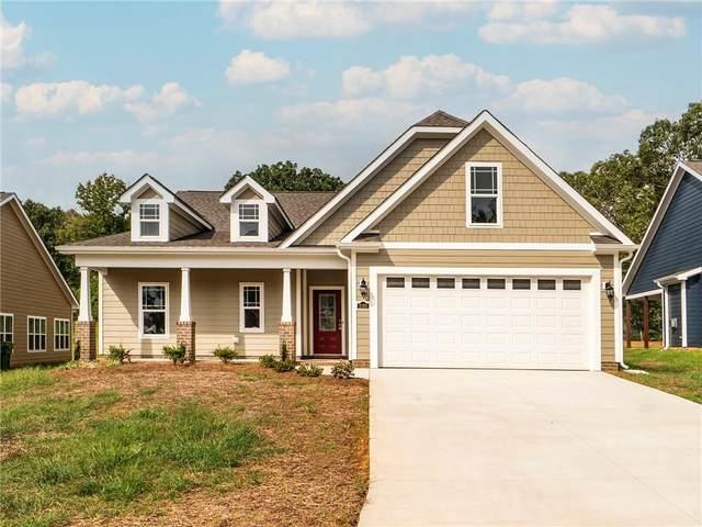 2163 Mackenna Drive, Graham, NC 27253 (MLS #119892) :: Witherspoon Realty