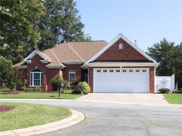 306 Kim Drive, Graham, NC 27253 (#119949) :: The Jim Allen Group