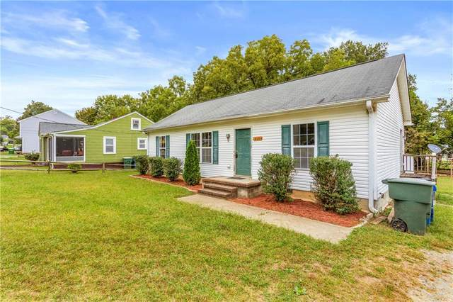 615 Hollow Street, Graham, NC 27253 (MLS #120117) :: Witherspoon Realty