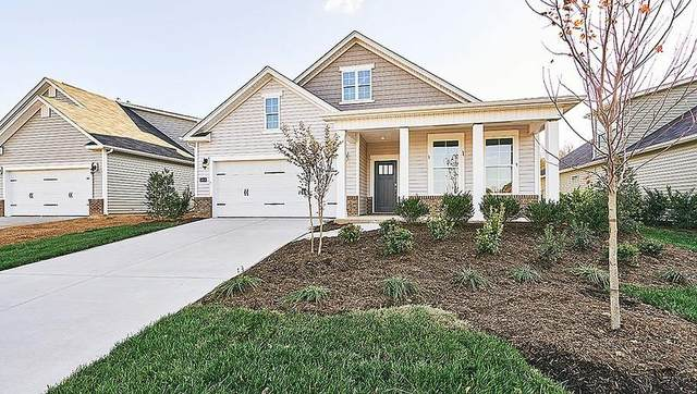 3628 Alcorn Ridge Trace #16, Whitsett, NC 27377 (MLS #120135) :: Witherspoon Realty