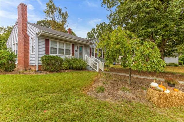 1551 Shadylawn Drive, Burlington, NC 27215 (MLS #120140) :: Witherspoon Realty