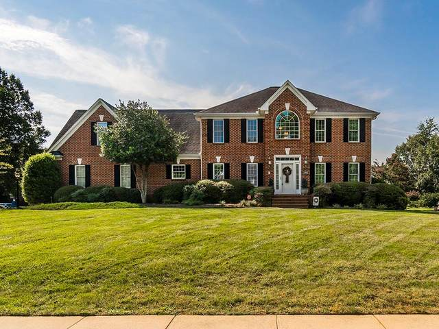 1383 Pebble Drive, Graham, NC 27253 (MLS #120145) :: Witherspoon Realty