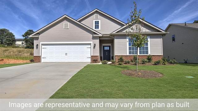 3681 Alcorn Ridge Trace #30, Whitsett, NC 27377 (MLS #120158) :: Witherspoon Realty