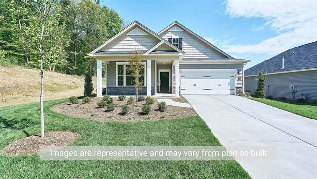 3655 Alcorn Ridge Trace #35, Whitsett, NC 27377 (MLS #120159) :: Witherspoon Realty