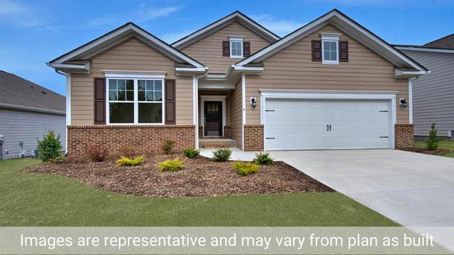 3658 Alcorn Ridge Trace #21, Whitsett, NC 27377 (MLS #120168) :: Witherspoon Realty
