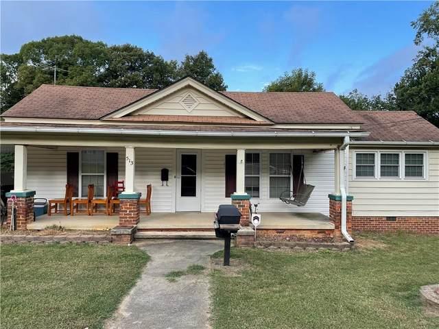513 N Charles Street, Mebane, NC 27302 (MLS #120187) :: Witherspoon Realty