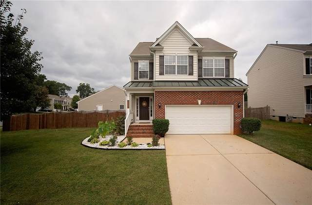501 Blue Lake Drive, Mebane, NC 27302 (MLS #120235) :: Witherspoon Realty