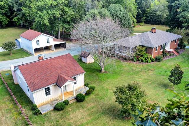 5101 & 5105 W Us 70 Highway W, Mebane, NC 27302 (MLS #120255) :: Witherspoon Realty