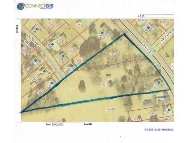 1133 S Main Street S, Graham, NC 27253 (MLS #102106) :: Nanette & Co.