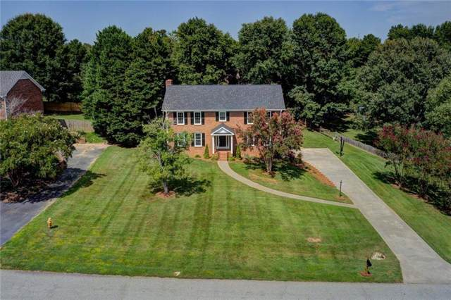 2505 Innisfail, Clemmons, NC 27012 (MLS #104401) :: Nanette & Co.