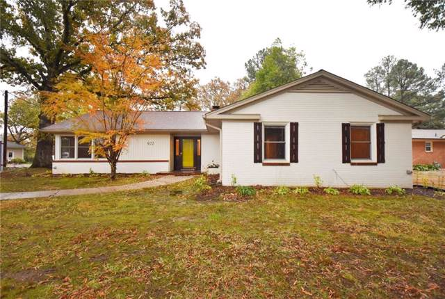 922 Hanford Road, Graham, NC 27253 (MLS #106070) :: Nanette & Co.