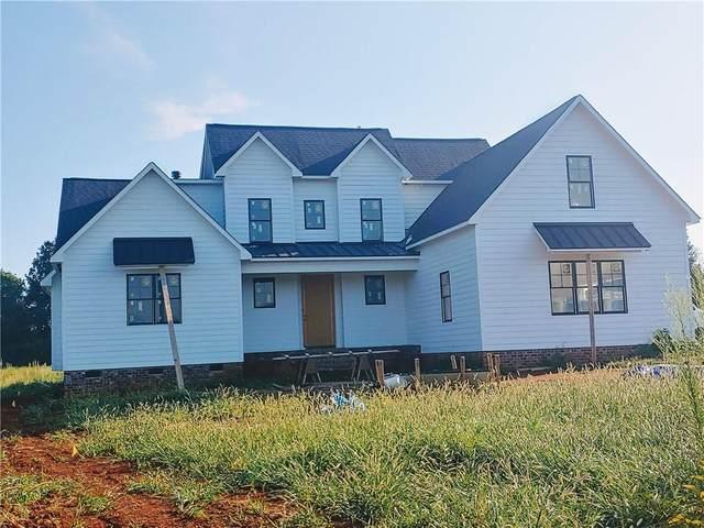 110 Garrison Farm Road, Mebane, NC 27302 (MLS #109173) :: Nanette & Co.