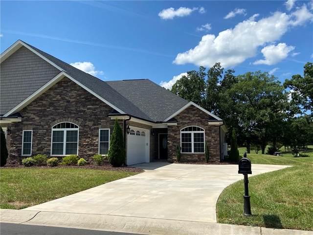 2136 Lake Point Drive, Graham, NC 27253 (MLS #109215) :: Nanette & Co.