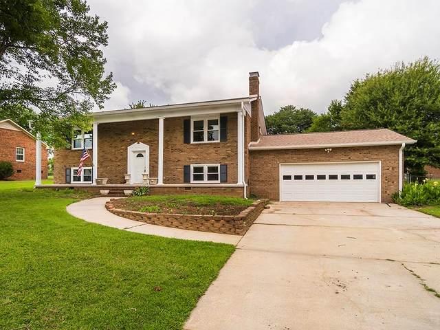 407 Ridgecrest Street, Graham, NC 27253 (MLS #109524) :: Nanette & Co.