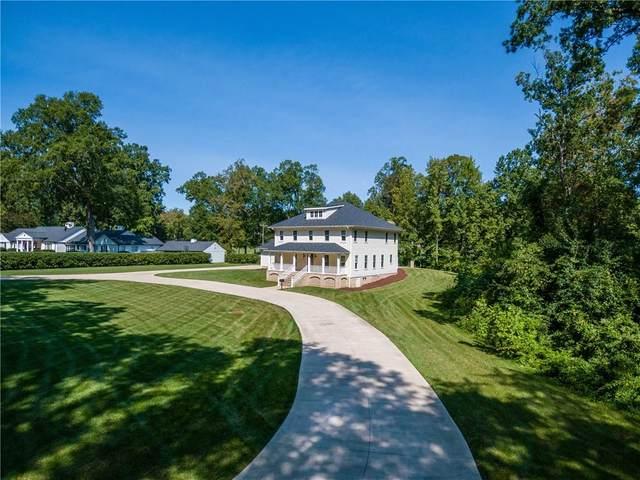 2404 Oakwood Drive, Burlington, NC 27215 (#112175) :: The Jim Allen Group