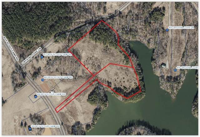 tbd Boy Scout Camp Road, Yanceyville, NC 27379 (#114088) :: The Jim Allen Group