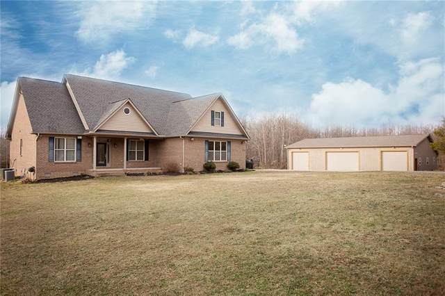 8791 Lindley Mill Road, Snow Camp, NC 27349 (MLS #116373) :: Nanette & Co.