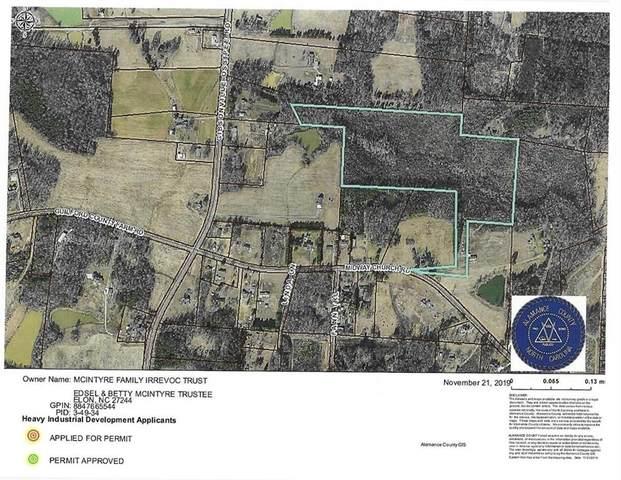 0 Midway Church Road, Elon, NC 27244 (MLS #116773) :: Nanette & Co.