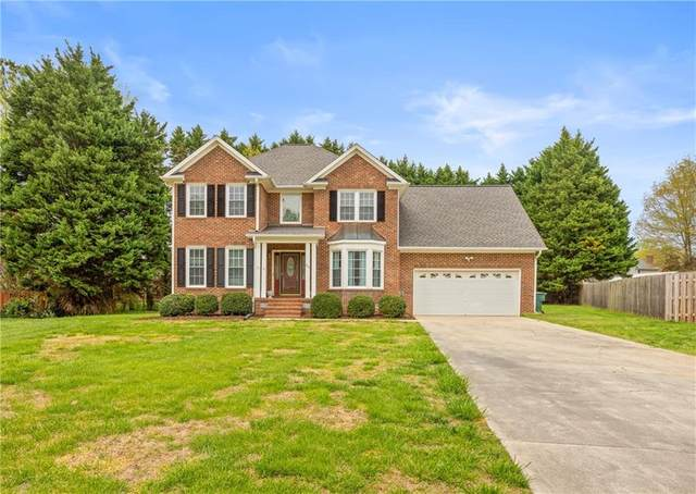 60 Kingston Court, Gibsonville, NC 27249 (MLS #116871) :: Nanette & Co.