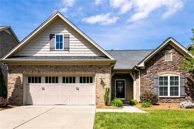 2486 Glenkirk Drive, Burlington, NC 27215 (MLS #117167) :: Nanette & Co.