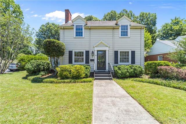 341 Fountain Place, Burlington, NC 27215 (MLS #118777) :: Witherspoon Realty