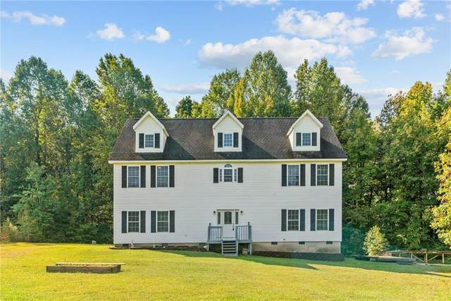 7749 A Garrett Road, Liberty, NC 27298 (MLS #119300) :: Witherspoon Realty