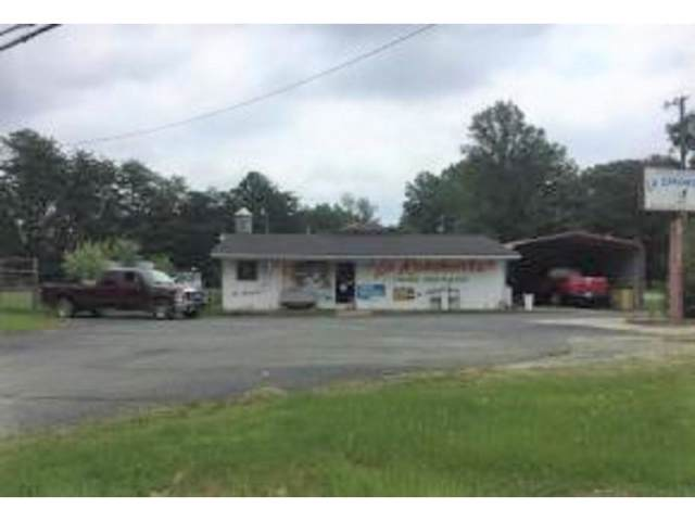 1609 N Nc Highway 49 N, Burlington, NC 27217 (MLS #99169) :: Nanette & Co.