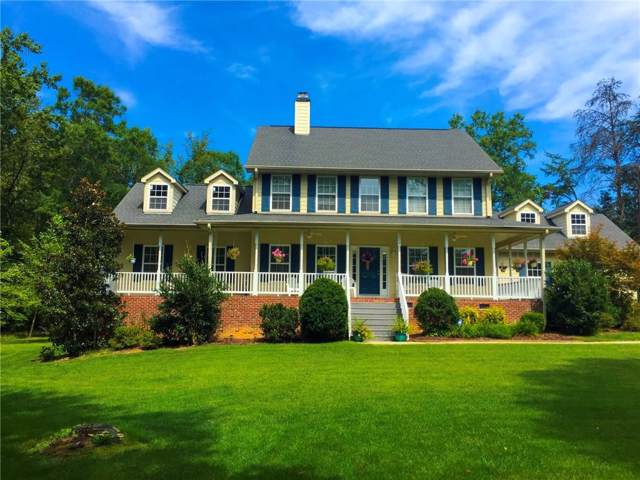 7009 Claren Oaks, Gibsonville, NC 27249 (MLS #104057) :: Nanette & Co.