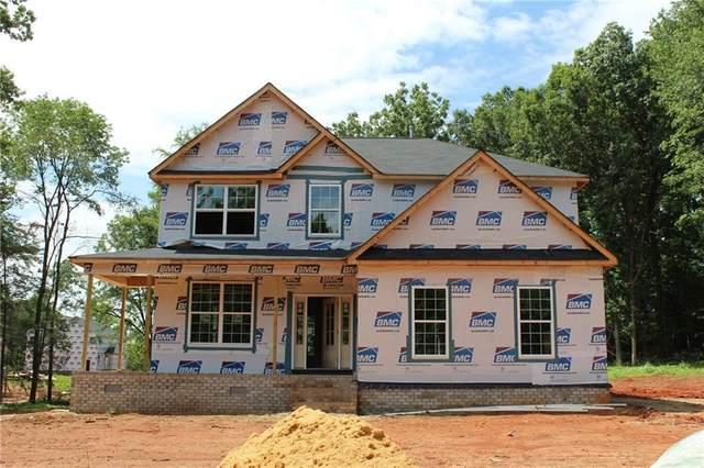 1728 Gerringer Mill Road, Burlington, NC 27217 (MLS #108562) :: Nanette & Co.