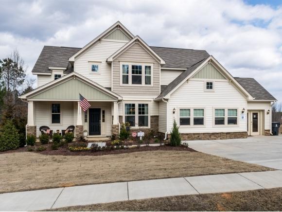 189 Glenfield Lane, Burlington, NC 27215 (MLS #104058) :: Nanette & Co.