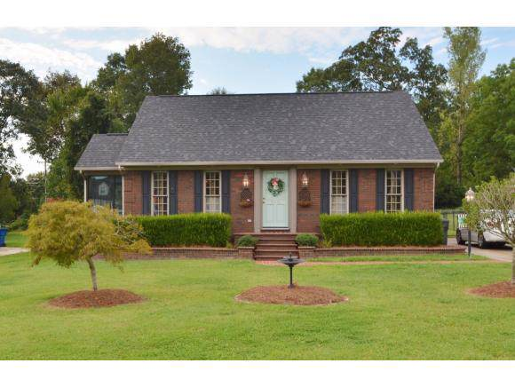 818 Westwood Drive, Elon, NC 27244 (MLS #104412) :: The J. Lucas Home Team