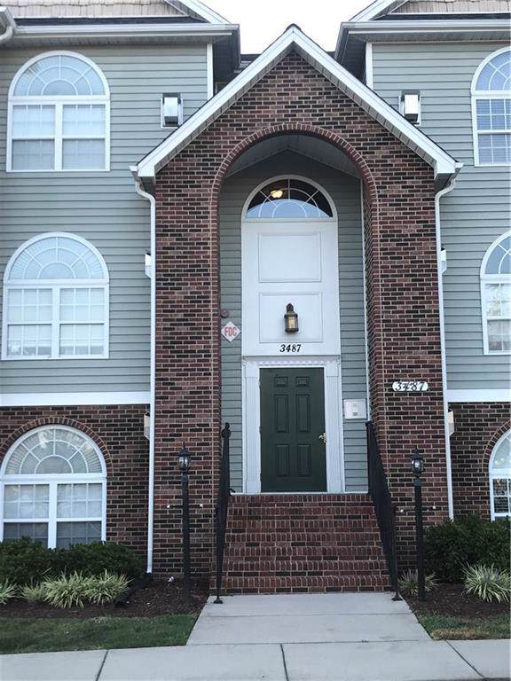 3487 Forestdale Drive 3D, Burlington, NC 27215 (MLS #105499) :: Nanette & Co.