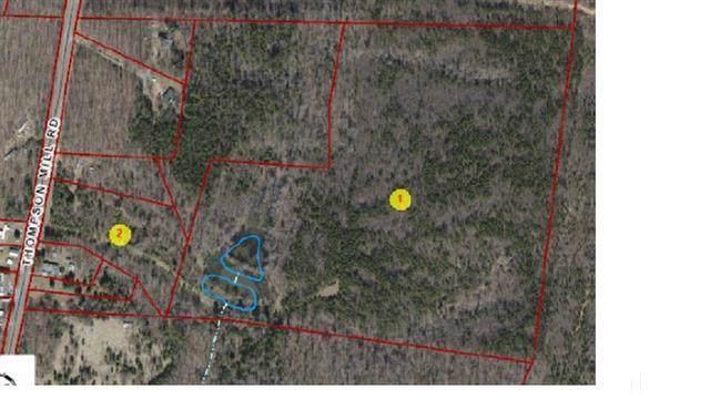 5286 Thompson Mill Road, Graham, NC 27253 (MLS #105595) :: Elevation Realty