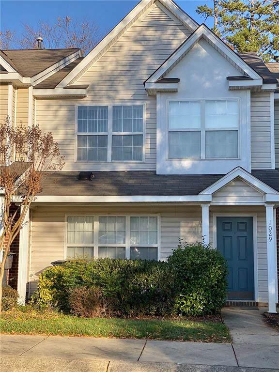 1029 Oak Blossom Way, Whitsett, NC 27377 (MLS #106074) :: Nanette & Co.