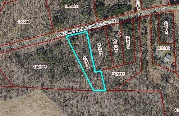 0 W Greensboro Chapel Hill Road, Snow Camp, NC 27349 (MLS #106769) :: Nanette & Co.