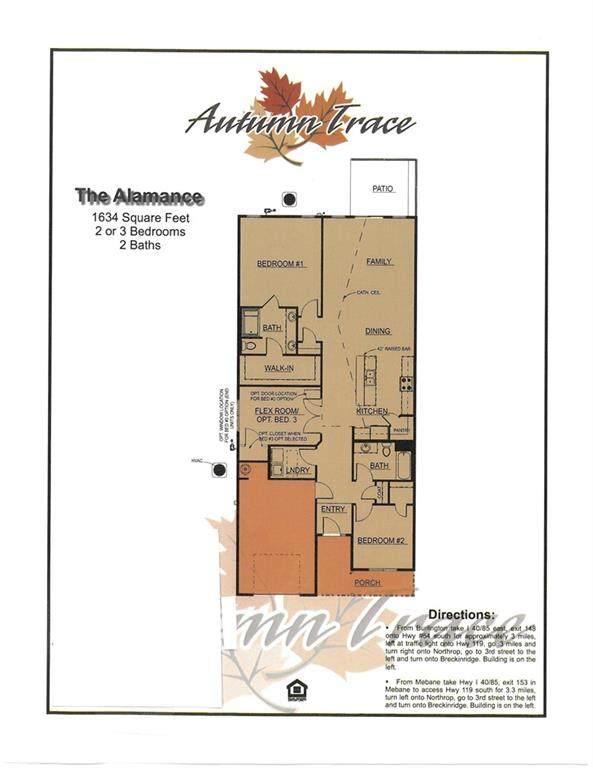 818 Houston Court #221, Haw River, NC 27258 (MLS #109206) :: Nanette & Co.