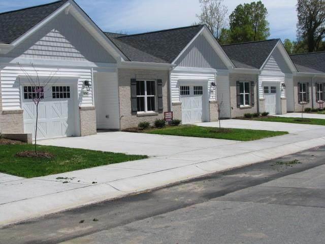 604 Isley Place #14, Burlington, NC 27215 (#113555) :: The Jim Allen Group