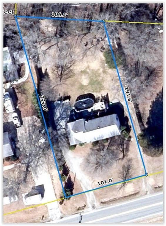 4515 Hicone Road, Greensboro, NC 27405 (MLS #118216) :: Nanette & Co.