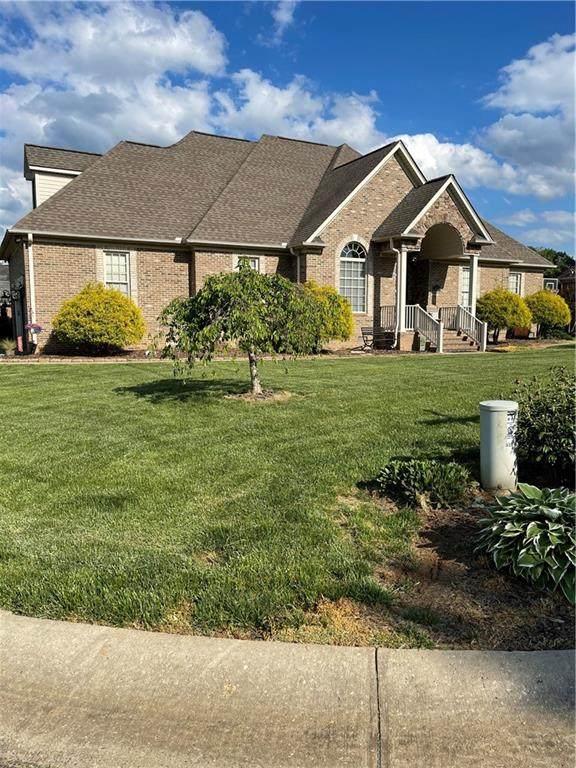 3227 Brookstone Drive, Burlington, NC 27215 (MLS #118266) :: Nanette & Co.